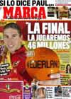Portada diario Marca del 10 de Julio de 2010