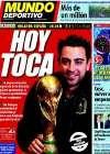 Portada Mundo Deportivo del 11 de Julio de 2010