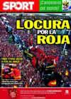 Portada diario Sport del 13 de Julio de 2010