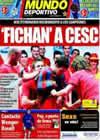 Portada Mundo Deportivo del 13 de Julio de 2010