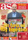 Portada diario AS del 14 de Julio de 2010
