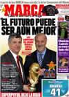 Portada diario Marca del 14 de Julio de 2010