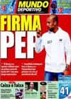 Portada Mundo Deportivo del 14 de Julio de 2010
