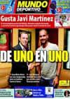 Portada Mundo Deportivo del 15 de Julio de 2010