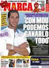 Portada diario Marca del 19 de Julio de 2010