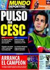 Portada Mundo Deportivo del 19 de Julio de 2010