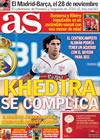 Portada diario AS del 21 de Julio de 2010