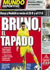 Portada Mundo Deportivo del 21 de Julio de 2010