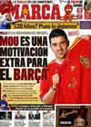 Portada diario Marca del 22 de Julio de 2010