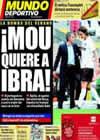 Portada Mundo Deportivo del 22 de Julio de 2010