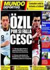 Portada Mundo Deportivo del 23 de Julio de 2010