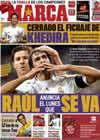 Portada diario Marca del 24 de Julio de 2010