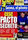 Portada Mundo Deportivo del 27 de Julio de 2010