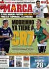 Portada diario Marca del 28 de Julio de 2010