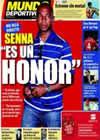 Portada Mundo Deportivo del 28 de Julio de 2010