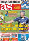Portada diario AS del 29 de Julio de 2010
