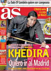 Portada diario AS del 30 de Julio de 2010