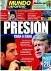 Portada Mundo Deportivo del 30 de Julio de 2010