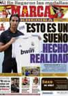 Portada diario Marca del 31 de Julio de 2010