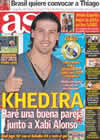 Portada diario AS del 1 de Agosto de 2010