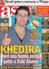 Portada diario AS del 1 de Agosto de 2010