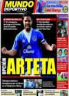 Portada Mundo Deportivo del 3 de Agosto de 2010