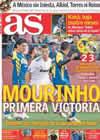Portada diario AS del 6 de Agosto de 2010