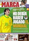 Portada diario Marca del 6 de Agosto de 2010