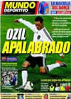 Portada Mundo Deportivo del 8 de Agosto de 2010