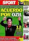 Portada diario Sport del 10 de Agosto de 2010
