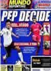 Portada Mundo Deportivo del 10 de Agosto de 2010