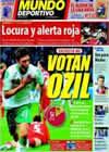 Portada Mundo Deportivo del 11 de Agosto de 2010
