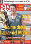 Portada diario AS del 13 de Agosto de 2010