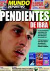 Portada Mundo Deportivo del 13 de Agosto de 2010