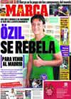 Portada diario Marca del 15 de Agosto de 2010