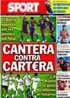Portada diario Sport del 18 de Agosto de 2010