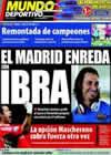 Portada Mundo Deportivo del 21 de Agosto de 2010