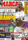 Portada diario Marca del 22 de Agosto de 2010