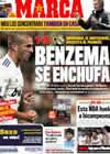 Portada diario Marca del 23 de Agosto de 2010