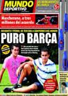 Portada Mundo Deportivo del 24 de Agosto de 2010