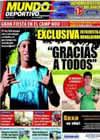 Portada Mundo Deportivo del 25 de Agosto de 2010