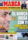 Portada diario Marca del 29 de Agosto de 2010