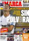 Portada diario Marca del 30 de Agosto de 2010