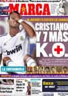 Portada diario Marca del 31 de Agosto de 2010