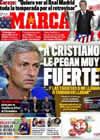 Portada diario Marca del 2 de Septiembre de 2010