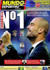 Portada Mundo Deportivo del 2 de Septiembre de 2010