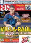Portada diario AS del 3 de Septiembre de 2010