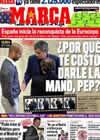 Portada diario Marca del 3 de Septiembre de 2010