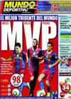 Portada Mundo Deportivo del 3 de Septiembre de 2010