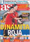 Portada diario AS del 4 de Septiembre de 2010